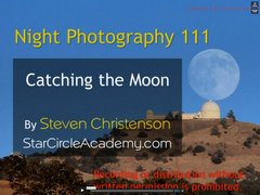 Online Video: Catching The Moon with Notes