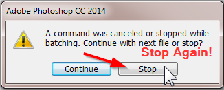 ASP_StopAgainPlease