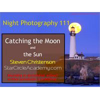 Webinar: NP111 Catching the Moon and the Sun