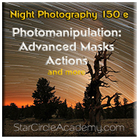 Webinar - NP150: Photo Manipulation for Night Photography