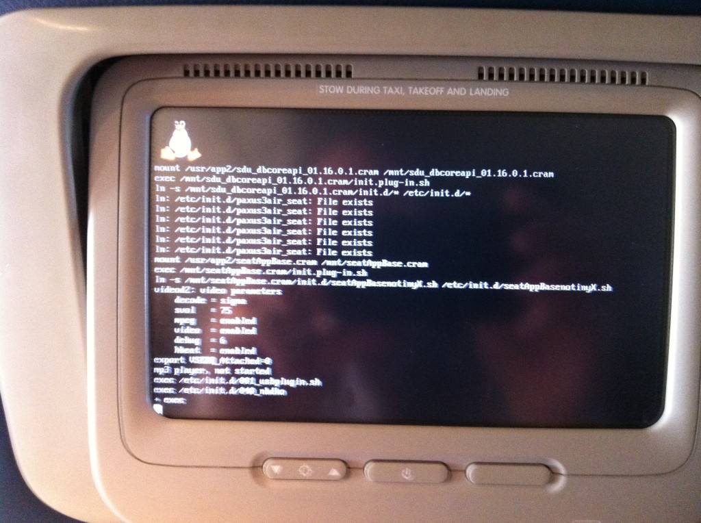 Delta Inflight Entertainment Crash