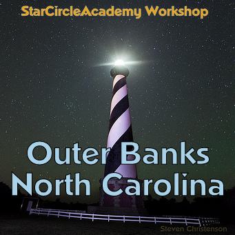 2014-04-19 to 26: Workshop - Out of this World in Outer Banks, North Carolina