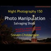 Salvaging Night Shots  (NP150c )